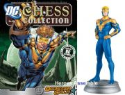 DC Chess Figurine Collection #61 Booster Gold Justice League Eaglemoss
